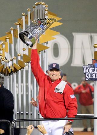 Red Sox, October 30, 2013