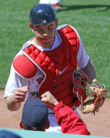 Red Sox, May 2, 2015