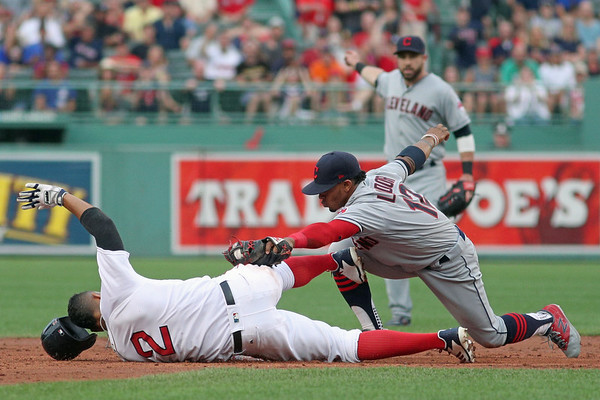Red Sox, August 14, 2017