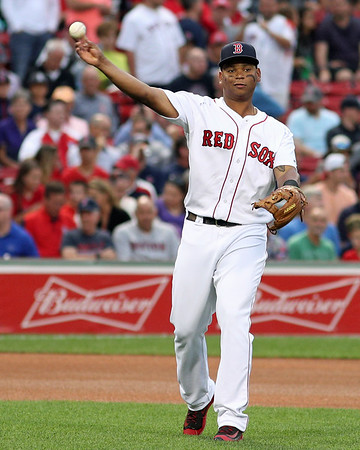 Red Sox, August 15, 2017