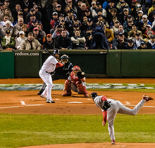 Curve to Damon-3 - Game 3 2004 World Series