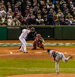 Curve to Damon-2 - Game 3 2004 World Series