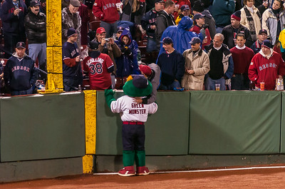 Warmth on a Cold Night in Fenway - 2004 World Series Game 3