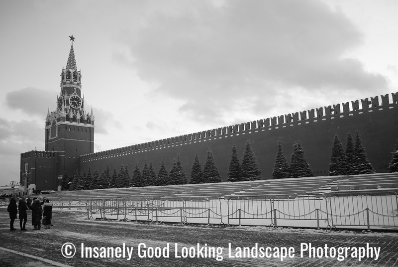 Кра́сная пло́щадь (Red Square) - Moscow, Russia 2019