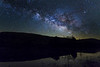 Milky Way in Boxley Valley