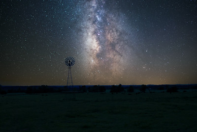 The Windmill and the Milky Way