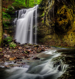 Amy Falls - Ozark Mountains