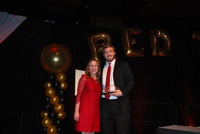 Brooks Ellis receiving award1