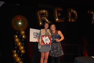 Maddie Monroe receiving award2