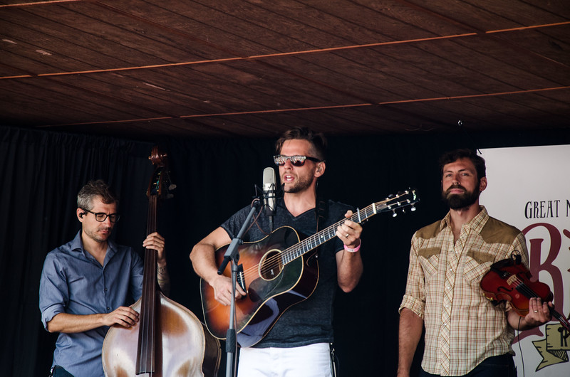 The Steel Wheels at Red Wing Roots Festival 2016