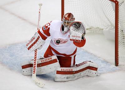 Red Wings Bruins Hockey