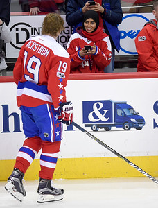 APTOPIX Red Wings Capitals Hockey