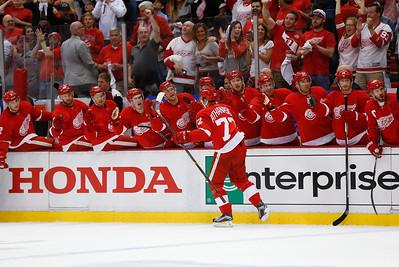 Lightning Red Wings Hockey