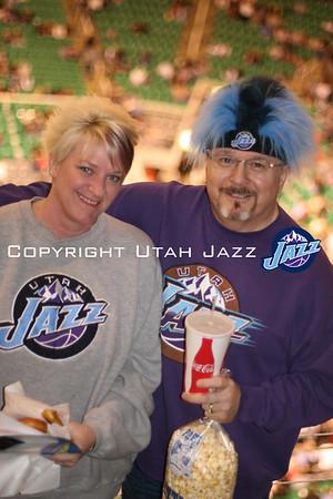 Jazz vs. Denver - March 6, 2009