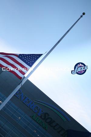 Jazz vs. Hornets - February 21, 2009