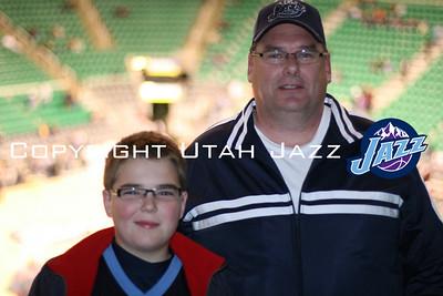Jazz vs. Knicks - March 30, 2009