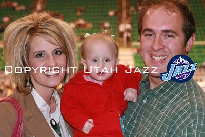 Jazz vs. Wizards - March 17, 2009