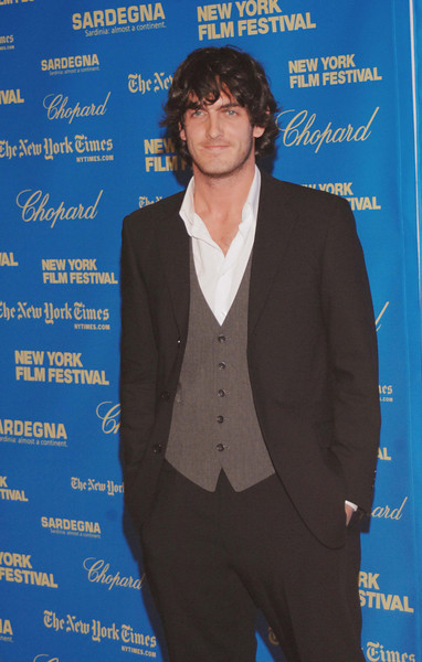 Sept. 26th, 2008 - New York, NY, USA - 46th annual New York Film Festival,<br /> ANDREW JANKS, on the red carpet<br /> (Credit Image: © Chris Kralik/KEYSTONE Press)
