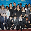 Sept. 26th, 2008 - New York, NY, USA - 46th annual New York Film Festival,<br /> The cast of 'THE CLASS' or 'ENTRE LES MURS' with director LAURENT CANTET<br /> (Credit Image: © Chris Kralik/KEYSTONE Press)