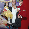 Sept. 28th, 2008 - New York, NY, USA - SLEEPING BEAUTY, 50th Anniversary<br /> Cameron Mathison with daughter Leila and son Lucas<br /> (Credit Image: © Chris Kralik/KEYSTONE Press)