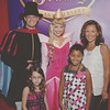 Sept. 28th, 2008 - New York, NY, USA - SLEEPING BEAUTY, 50th Anniversary<br /> Vanessa Williams and family meet the characters on the red carpet<br /> (Credit Image: © Chris Kralik/KEYSTONE Press)