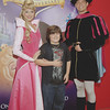 Sept. 28th, 2008 - New York, NY, USA - SLEEPING BEAUTY, 50th Anniversary<br /> Josh Flitter with characters from Sleeping Beauty <br /> (Credit Image: © Chris Kralik/KEYSTONE Press)
