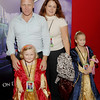 Sept. 28th, 2008 - New York, NY, USA - SLEEPING BEAUTY, 50th Anniversary<br /> TERRY SERPICO and family on the red carpet<br /> (Credit Image: © Chris Kralik/KEYSTONE Press)