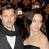 Oct. 4th, 2008, Premiere of 'THE CHANGELING'<br /> Brad Pitt and Angelina Jolie greet fans outside theater<br /> (Credit Image: © Chris Kralik/KEYSTONE Press)