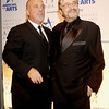 Oct. 6th, 2008 National Arts Awards,<br /> Presenter Billy Joel and Honoree Phil Ramone<br /> (Credit Image: © Chris Kralik/KEYSTONE Press)