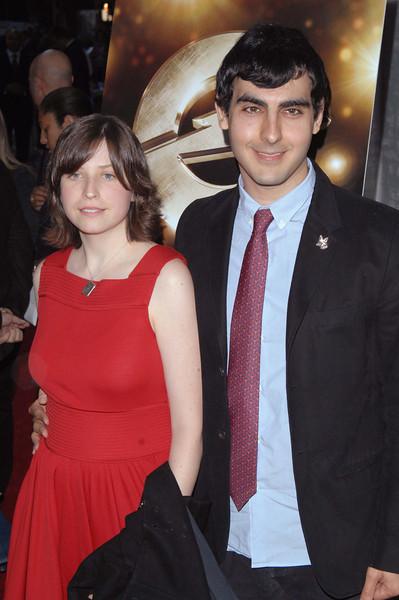 "Oct. 7th, 2008, NY Premiere of ""City of Ember"",<br /> GIL KENAN, Director<br /> (Credit Image: © Chris Kralik/KEYSTONE Press)"