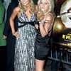 "Oct. 7th, 2008, NY Premiere of ""City of Ember"",<br /> ALY & AJ MICHALKA<br /> (Credit Image: © Chris Kralik/KEYSTONE Press)"