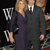 "Oct. 14th, 2008, ""W."" The World Premiere,<br /> ALYSSA BLOOM with her spouse <br /> On the Red Carpet<br /> (Credit Image: © Chris Kralik/KEYSTONE Press)"