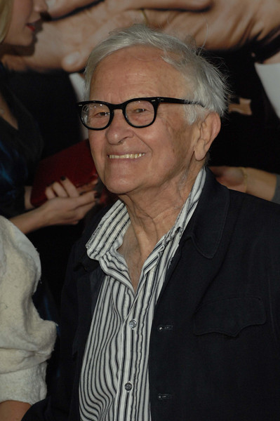 "Oct. 14th, 2008, ""W."" The World Premiere,<br /> ALBERT MAYSLES <br /> On the Red Carpet<br /> (Credit Image: © Chris Kralik/KEYSTONE Press)"