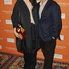 Oct. 27th,New York City,<br /> Celebrity chef TOM COLICCHIO and LORI SILVERBUSH<br /> arrives at the Sundance Celebration<br /> (Credit Image: © Chris Kralik/KEYSTONE Press)