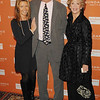Oct. 27th,New York City,<br /> JAYNI LUKE, CHEVY CHASE and JANE FONDA<br /> arrives at the Sundance Celebration<br /> (Credit Image: © Chris Kralik/KEYSTONE Press)