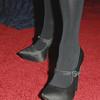 Oct. 30th,New York City,<br /> Carmen Scott <br /> in a black beadwork outfit by Zac Posen <br /> complimented by Zac footwear<br /> (Credit Image: © Chris Kralik/KEYSTONE Press)