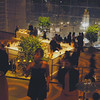 Oct. 30th,New York City,<br /> Ambiance in the room overlooking Columbus Circle and Central Park<br /> Young Patrons of Lincoln Center Honour Zac Posen,<br /> at the Annual Masquarade Gala<br /> (Credit Image: © Chris Kralik/KEYSTONE Press)