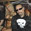 Oct. 31th,New York City,<br /> Ice-T and Coco at their Halloween Bash<br /> in Manhattan<br /> (Credit Image: © Chris Kralik/KEYSTONE Press)