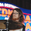 Nov 16th, New York City,<br /> Andy Hurley of Fall Out Boy<br /> The landmark show 'TRL' celebrated its last show with its closest <br /> friends, Justin Timberlake, Sean 'Puffy' Combs, 50 cent, Fallout Boy, Nelly and Ludacris.<br /> (Credit Image: © Chris Kralik/KEYSTONE Press)