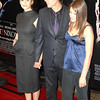 Nov 17th, New York City,<br /> Kyra Sedgewick, Kevin Baker and their daughter attend the <br /> Frost/Nixon premiere in NYC, directed by Ron Howard<br /> (Credit Image: © Chris Kralik/KEYSTONE Press)