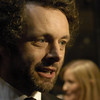 Nov 17th, New York City,<br /> Actor Michael Sheen,<br /> Frost/Nixon premiere in NYC, directed by Ron Howard<br /> (Credit Image: © Chris Kralik/KEYSTONE Press)