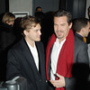 Nov 18th, New York City,<br /> Actors Emile Hirsch and Josh Brolin<br /> attend the New York Premiere of Milk, starring Sean Penn, directed by Gus Van Zant.<br /> (Credit Image: © Chris Kralik/KEYSTONE Press)