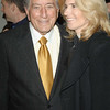 Nov 18th, New York City,<br /> Legend of song, Tony Bennett and his wife Susan Benedetta<br /> attends the New York Premiere of Milk, starring Sean Penn, directed by Gus Van Zant.<br /> (Credit Image: © Chris Kralik/KEYSTONE Press)