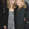 Nov 18th, New York City,<br /> Actress Alison Pill and actress Patricia Clarkson<br /> attend the New York Premiere of Milk, starring Sean Penn, directed by Gus Van Zant.<br /> (Credit Image: © Chris Kralik/KEYSTONE Press)