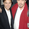 Nov 18th, New York City,<br /> Actors Emile Hirsch and Josh Brolin<br /> attends the New York Premiere of Milk, starring Sean Penn, directed by Gus Van Zant.<br /> (Credit Image: © Chris Kralik/KEYSTONE Press)