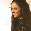 Nov 10th, New York City,<br /> Georgina Chapman<br /> L'Oreal Legends Gala<br /> to benefit ovarian cancer research<br /> (Credit Image: © Chris Kralik/KEYSTONE Press)