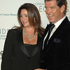 Nov 10th, New York City,<br /> debonnaire Pierce Brosnan and his wife<br /> Keeley Shay Smith<br /> L'Oreal Legends Gala<br /> to benefit ovarian cancer research<br /> (Credit Image: © Chris Kralik/KEYSTONE Press)