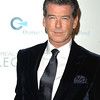 Nov 10th, New York City,<br /> Definition of debonnaire Pierce Brosnan<br /> L'Oreal Legends Gala<br /> to benefit ovarian cancer research<br /> (Credit Image: © Chris Kralik/KEYSTONE Press)