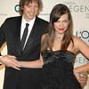Nov 10th, New York City,<br /> Director Paul W. Anderson and Milla Jojovich<br /> L'Oreal Legends Gala<br /> to benefit ovarian cancer research<br /> (Credit Image: © Chris Kralik/KEYSTONE Press)