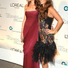 Nov 10th, New York City,<br /> Actress Andie MacDowell and her daughter Rainey<br /> L'Oreal Legends Gala<br /> to benefit ovarian cancer research<br /> (Credit Image: © Chris Kralik/KEYSTONE Press)